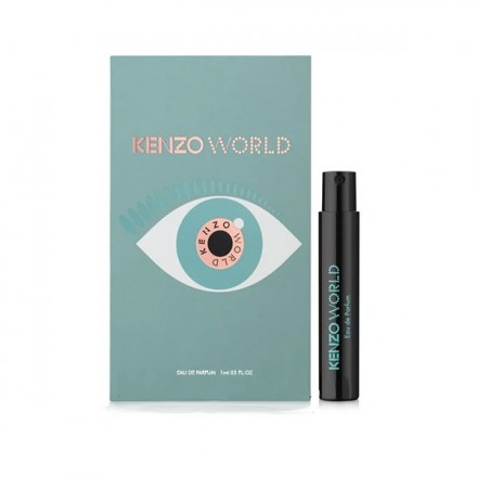 World Woman (Vial) - Kenzo