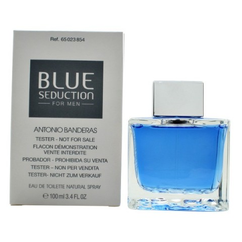 Blue Seduction Man (Tester) - Antonio Banderas