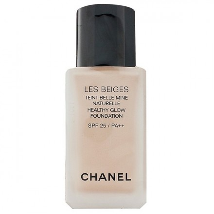 Les Beiges Glow Foundation SPF 25 1,3 ML (No.10) - Chanel