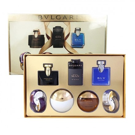 The Iconic Miniature Collection - Bvlgari