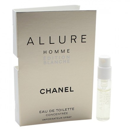 Allure Homme Edition Blanche Man (Vial) - Chanel