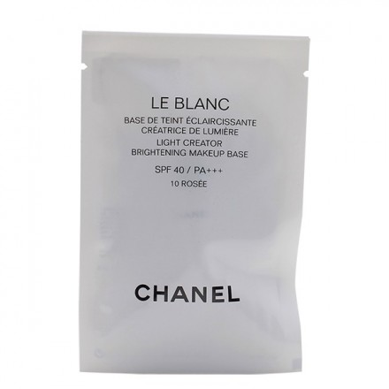 Le Blanc Brightening Makeup Base SPF 40 (10 Rosee) - Chanel