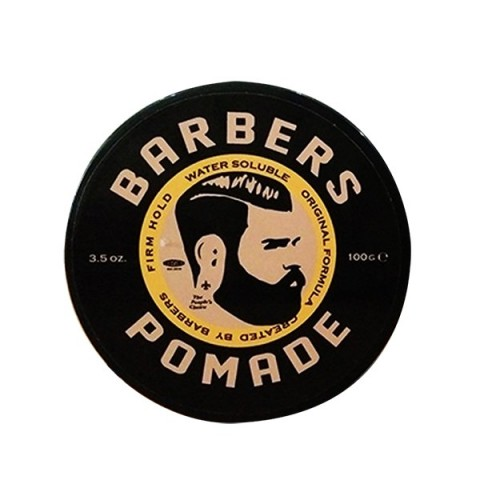 Barbers Pomade Firm Hold Water Soluble