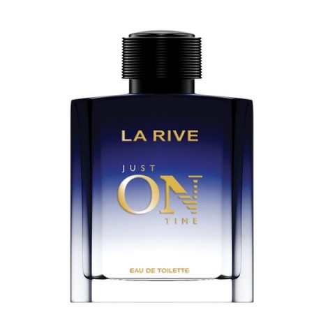 Just On Time Man - La Rive