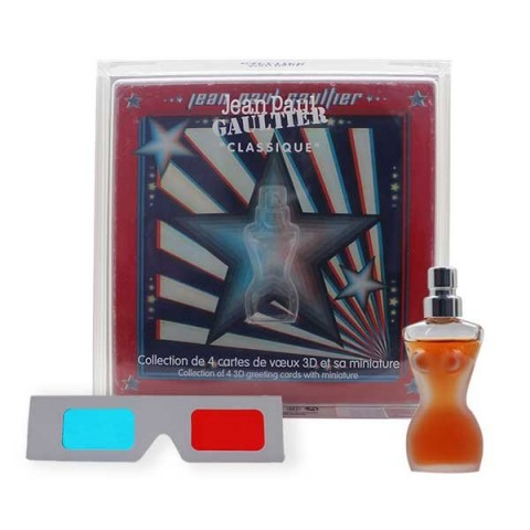 Classique Woman (Miniature With Greeting Cards) - Jean Paul Gaultier
