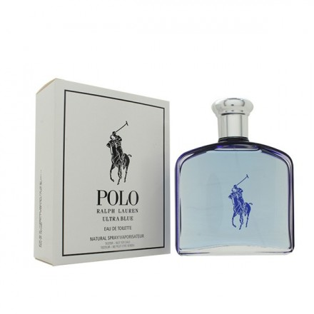 Polo Ultra Blue Man (Tester) - Ralph Lauren