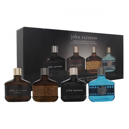 The Mens Fragrance Collection (Miniatur Set) - John Varvatos
