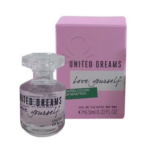 United Dreams Love Yourself For Her (Miniatur) - Benetton