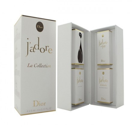 J Adore La Collection Woman (Miniatur Set)