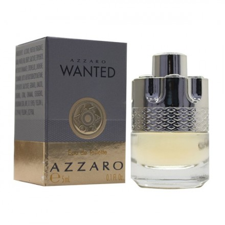 Wanted For Man (Miniatur) - Azzaro