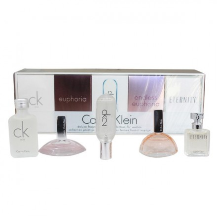 Deluxe Fragrance Travel Collection Women (Set A)