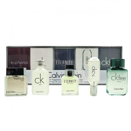 Deluxe Fragrance Travel Collection For Men(Set A)
