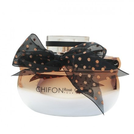 Chifon Rose Couture Woman
