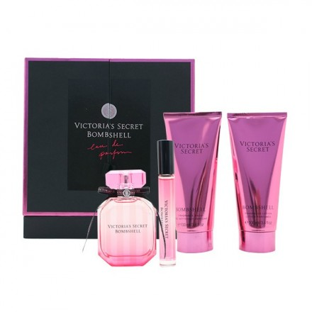 Bombshell Woman EDP 50 ML (Gift Set A) - Victoria Secret