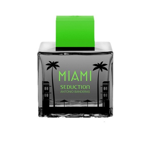 Miami Seduction in Black Man - Antonio Banderas