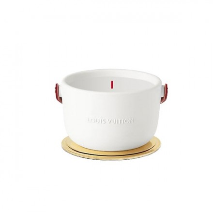 L Air Du Jardin Perfumed Candle - Louis Vuitton