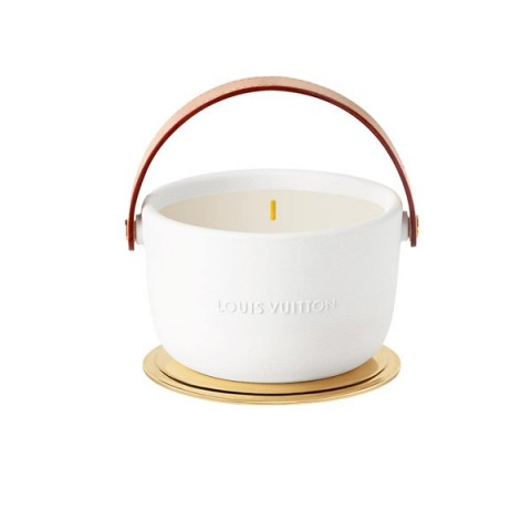 Feuilles D Or Perfumed Candle - Louis Vuitton
