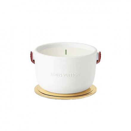 Dehors IL Neige Perfumed Candle - Louis Vuitton
