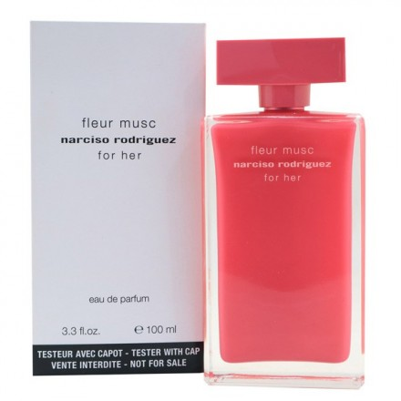 Fleur Musc for Her (Tester) - Narciso Rodriguez