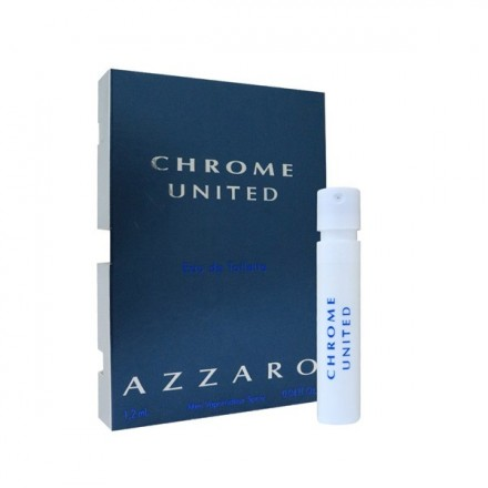Chrome United Man (Vial)