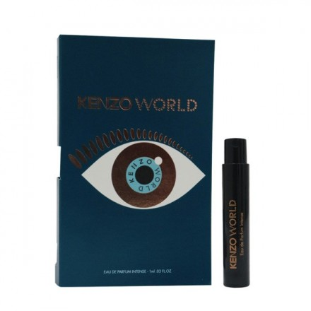 World Intense Woman (Vial) - Kenzo