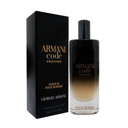Armani Code Profumo Man (Miniatur Spray) 15 ML