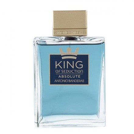 King of Seduction Absolute Man 200 ML - Antonio Banderas