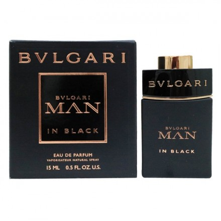 Bvlgari Man In Black (Miniatur Spray)