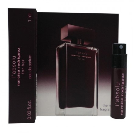 For Her L Absolu EDP (Vial A) - Narciso Rodriguez