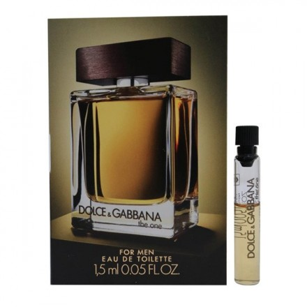 The One Man (Vial) - Dolce & Gabbana