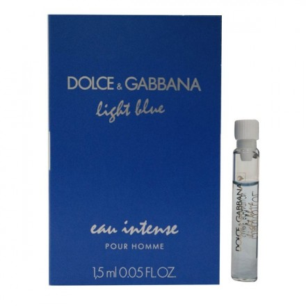 Light Blue Eau Intense Man (Vial)