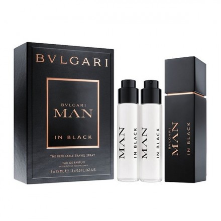 Bvlgari Man In Black (The Refillable Travel Spray)