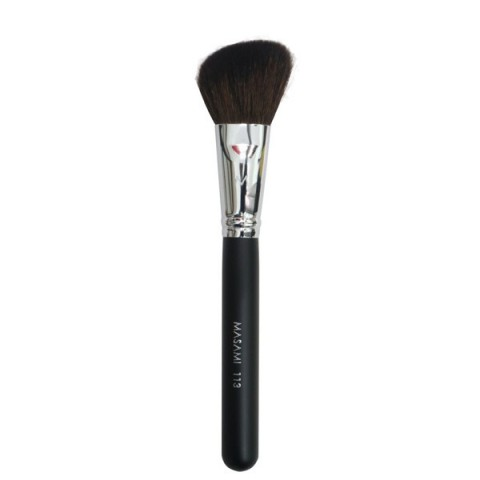 113 L ANGLED CONTOUR BRUSH - Masami Shouko