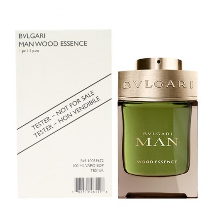 Bvlgari Man Wood Essence (Tester) - Bvlgari