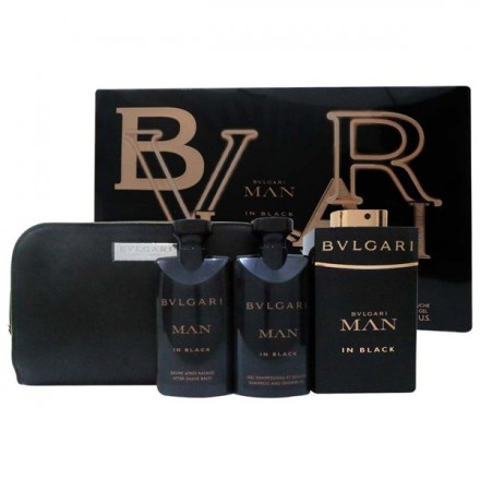 Bvlgari Man In Black (Gift Set A) - Bvlgari