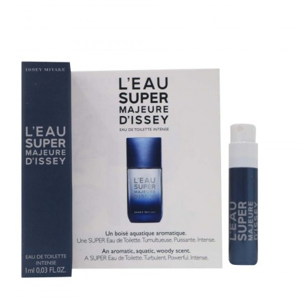 Issey Miyake L Eau Super Majeure D Issey Man (Vial)