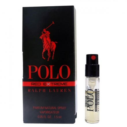 Polo Red Extreme Man (Vial) - Ralph Lauren