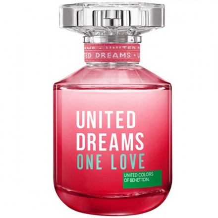 United Dreams One Love For Her (Limited) - Benetton
