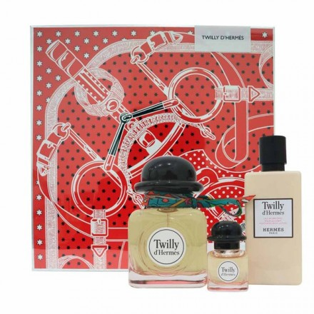 Twilly D Hermes Woman (Gift Set) - Hermes