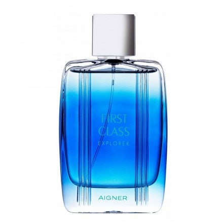 First Class Explorer Man