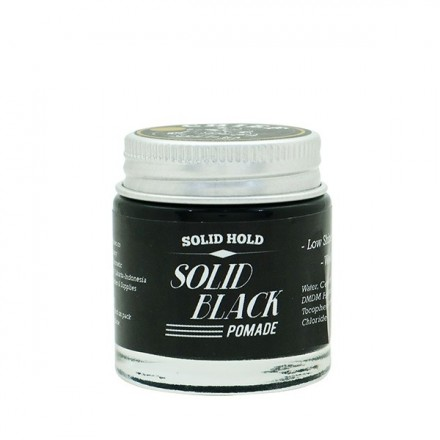 Chief Chief Waterbased Pomade Solid Black Travel