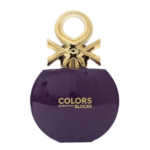 Colors de Benetton Blocks Purple For Her - Benetton