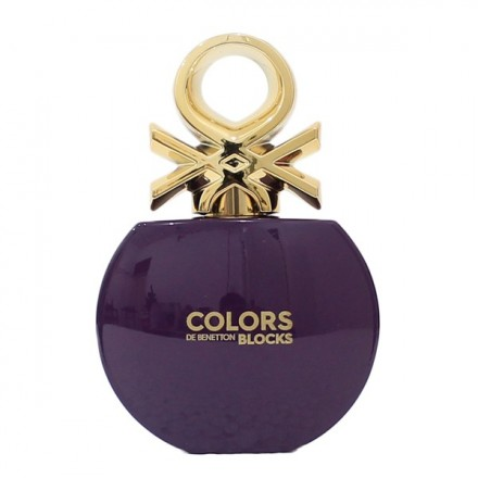 Colors de Benetton Blocks Purple For Her