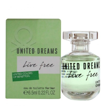 United Dreams Live Free For Her (Miniatur)