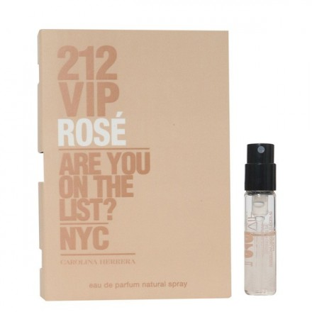 212 VIP Rose Woman (Vial)