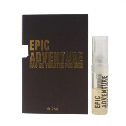 Epic Adventure Man (Vial)