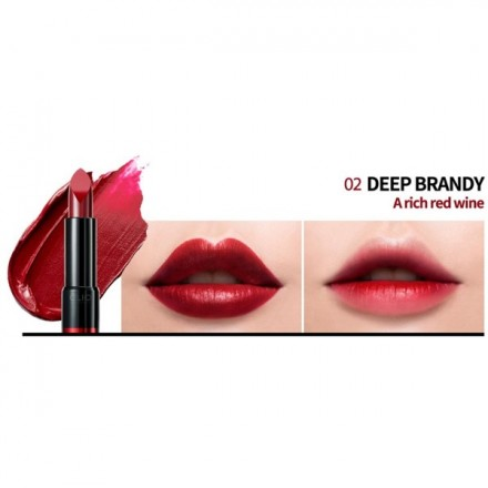 Rouge Heel 02 Deep Brandy