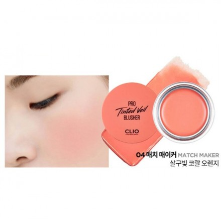Pro Tinted Veil Blusher 04 Match Maker - Clio