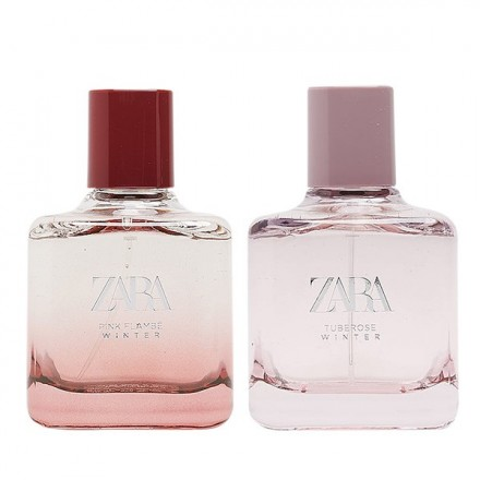 Pink Flambe Winter & Tuberose Winter Woman - Zara