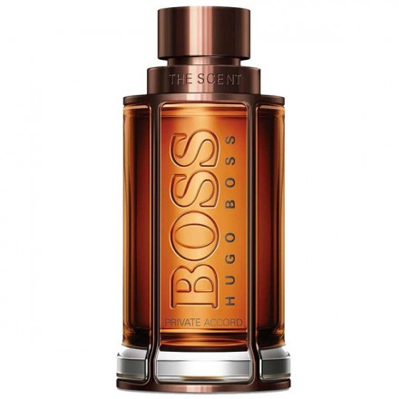 Boss The Scent Private Accord Man